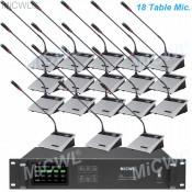 18 Desktop Meeting Wireless