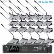 24 Desktop Meeting Wireless