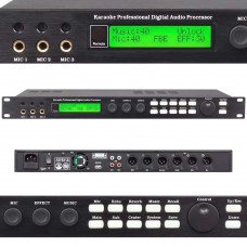 KX500 Karaoke Microphone Digital Effects Processor Controller USB to PC 24 Bit