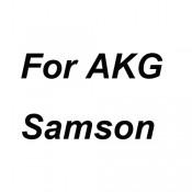 For AKG/Samson