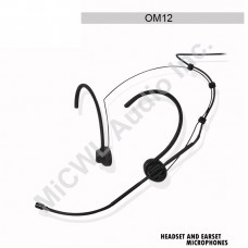 Consumer Electronics Just Mini Xlr 4 Pin 4pin Screw Locking Earset Head-mounted Mic Headset Microphone Mike For Mipro Wireless System Bodypack Transmitter