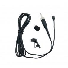 Hidden Tie Clip Lavalier Microphone For Sennheiser G2 G3 G4 Wireless BeltPack Mic Transmitter MiCWL L322