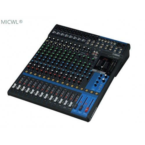 Channel Digital Mixer For Conference Room