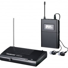 WPM200 New In Ear Stage Wireless Monitor System UHF 780-789MHz Adjustable Frequency