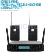 Dual Channel Wireless