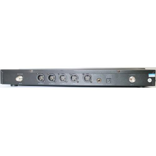MICWL D400 Audio UHF Wireless Microphone System 4 Beige