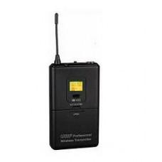 610MHz-670MHz Bodypack transmitter for MiCWL G900
